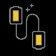 Icon Schaltwege und Signale